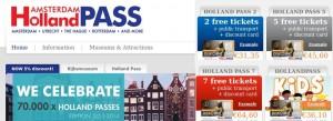 AmsterdamHollandPass